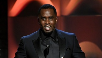 Diddy Struggled To Use An Electronic Nose Cleaner In A Hilarious Instagram Video