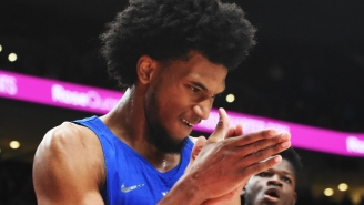 Kyrie Irving And Jayson Tatum Are Officially Driving The Marvin Bagley Hype Train