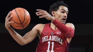 Oklahoma Freshman Trae Young Tied College Basketball History With Another Monster Performance