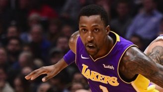 Kentavious Caldwell-Pope Will Still Play For The Lakers During A 25-Day Jail Sentence