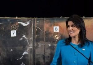 Nikki Haley Claims The U.S. Has 'Indisputable' Evidence Iran Violated The U.N. Resolution Against It