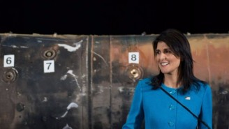 Nikki Haley Claims The U.S. Has 'Indisputable' Evidence Iran Violated The U.N. Resolution Against It