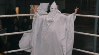 The Stars Of 'GLOW' Revealed How Wrestling Superstar Virgil Inspired The Show's KKK Story