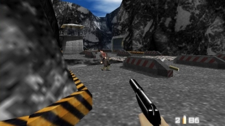 A Speedrun Gamer Bursts Into Tears After Breaking A 15-Year-Old 'Goldeneye' World Record