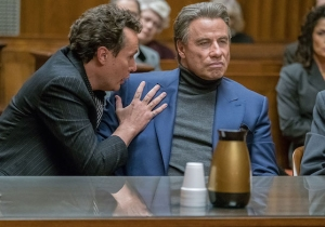 John Travolta's 'Gotti' Biopic Gets Whacked By Lionsgate 10 Days Before Its Release