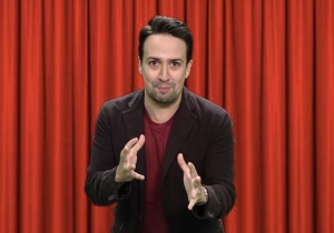 Lin-Manuel Miranda Performs 'Hamilton' In Three Minutes So You Don't Have To Sell Your House For Tickets
