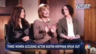Three Of Dustin Hoffman's Sexual Misconduct Accusers Speak Out For The First Time