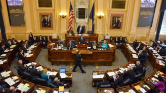 The Virginia House Is Now Split 50-50 After A Republican Loses A Recount By One Vote