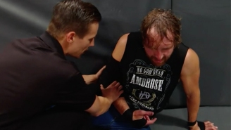 Dean Ambrose May Be Out Longer Than Expected, According To WWE
