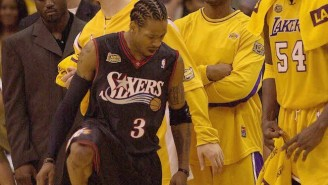 Odell Beckham Jr. Got A Tattoo Of Allen Iverson's Step-Over Of Tyronn Lue