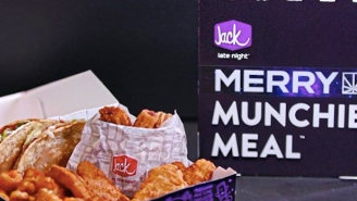 Jack In The Box Is Ready To Embrace Cali's Stoners With Their New 'Munchies Meal'