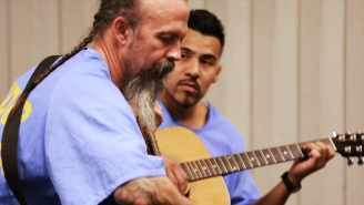 Transforming The Lives Of Inmates Through The Power Of Rock & Roll