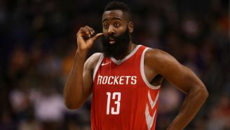 James Harden Called 'Bullsh*t' On Fouling Out Late Against The Clippers