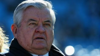 Panthers Owner Jerry Richardson Will Sell The Team Amid Sexual Harassment Investigation