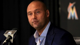 Derek Jeter's Town Hall Meeting With Marlins Season Ticket Holders Went Completely Off The Rails