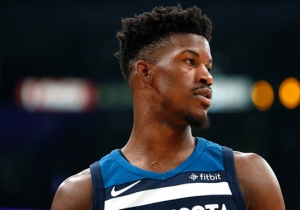 Jimmy Butler Is Turning Into The Alpha Dog The Timberwolves Pack So Desperately Needed