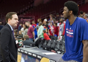 TNT Credited Bryan Colangelo For 'Orchestrating' The Process Without Mentioning Sam Hinkie