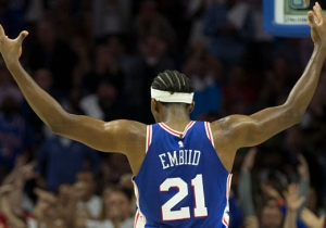 A School Teacher Is Using Joel Embiid To Inspire His Students To #TrustTheProcess