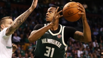 John Henson May Be Out Until After The All-Star Break With A Torn Ligament In His Wrist