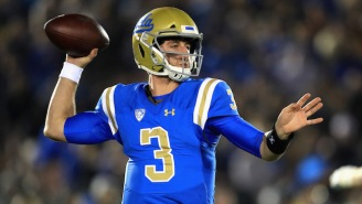 Josh Rosen Doesn't Want To Be Drafted By The Browns, And Who Can Blame Him?