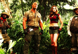 'Jumanji: Welcome To The Jungle' Offers A Silly, Body-Swapping Update Of An Old Favorite