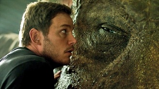 Chris Pratt Wakes Up A New Dinosaur In Another 'Jurassic World: Fallen Kingdom' Teaser