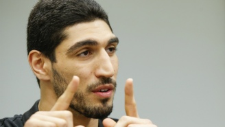Knicks Center Enes Kanter May Face Four Years In Turkish Prison For Tweets Criticizing President Erdogan
