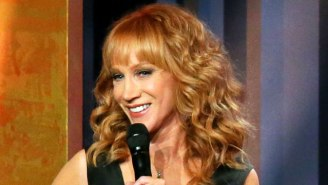Kathy Griffin On The Backlash Over Her Trump Photo: 'I Wish I Could Tour In The U.S. Without Being Shot'