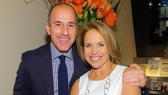 Katie Couric Finds The Matt Lauer Sexual Assault Allegations To Be 'Incredibly Upsetting'