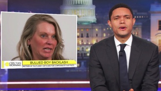 'The Daily Show' Explains Why Keaton Jones' Mom Posing With A Confederate Flag Was Not At All 'Ironic'