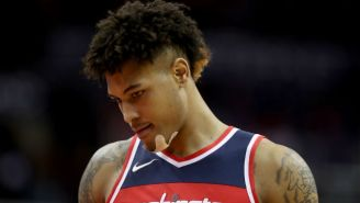 Kelly Oubre Jr. Doesn't Understand Why The NBA Made Him Take Off His Supreme Shooting Sleeve