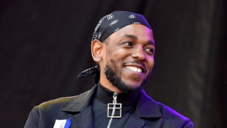 Kendrick Lamar Uses His Latest Video To Confirm His Involvement In The 'Black Panther' Soundtrack