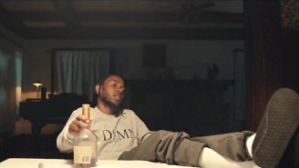 Kendrick Lamar Goes Through All Of The Ups And Downs Of A Relationship In The 'Love' Video