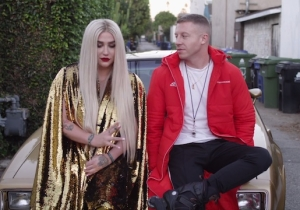 Kesha And Macklemore Are Set To Own 2018 With A Big Summer Tour Together