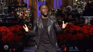 Kevin Hart Talks The Perils Of Parenting And Fatherhood In His Energetic 'SNL' Monologue