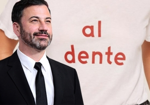 Jimmy Kimmel Claims A Fashion Brand Is Stealing His Daughter's Steez