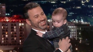 Jimmy Kimmel Returns After His Son's Second Successful Heart Surgery And Immediately Begins A New Health Care Fight