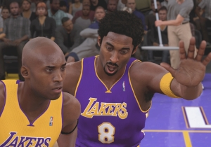 We Had No. 8 Kobe Play No. 24 Kobe 1-On-1 In 'NBA 2K18' And It Wasn't Even Close