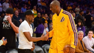 Floyd Mayweather Wants To Play Kobe Bryant In 1-On-1 With $1 Million On The Line