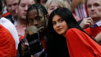 Kylie Jenner Finally Resurfaces In A Reassuring Couples Pic With Travis Scott
