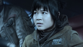 Yes, Target Employee, You Sold Kelly Marie Tran Her 'The Last Jedi' Action Figure