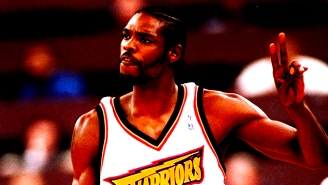 Let's Remember Latrell Sprewell And The Strangest NBA Event Of The '90s