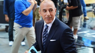 Report: 'Women Did Complain' About Matt Lauer's Alleged Sexual Misconduct Long Before This Week's Events