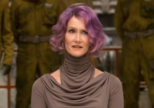Laura Dern Claims That Vice Admiral Holdo Was Force Sensitive In 'The Last Jedi'
