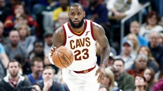 Former Cavs GM David Griffin Says This Is The Best LeBron James Has 'Ever Been'