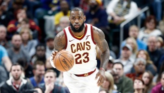 LeBron Plays Eminem's 'Revival' Album On Instagram — And Actually Likes It