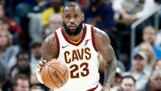 The Rockets Are 'Likely' To Pursue LeBron James In Free Agency