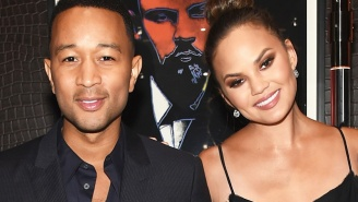 Pizzagate Conspiracy Theorists Have Taken Aim At Chrissy Teigen And John Legend