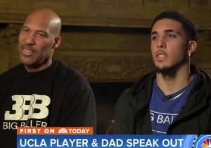 LiAngelo Ball Claims He Only Shoplifted Cause The Other UCLA Players Did