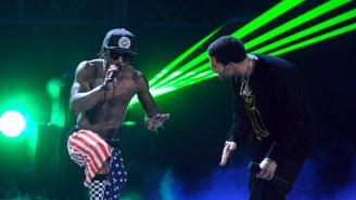 Lil Wayne And Drake Get Back To Their Old Ways On A 'Family Feud' Freestyle From 'Dedication 6'